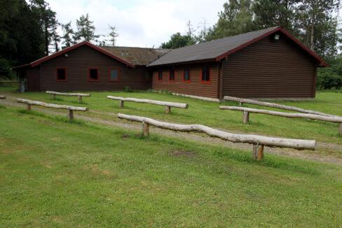 2-hytten mod indk