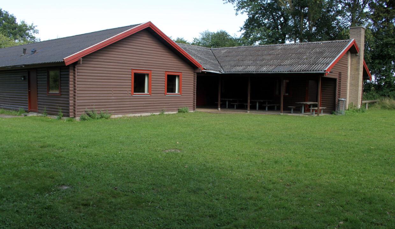 4-gavl og terrasse
