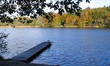 Grantoppen-badesø