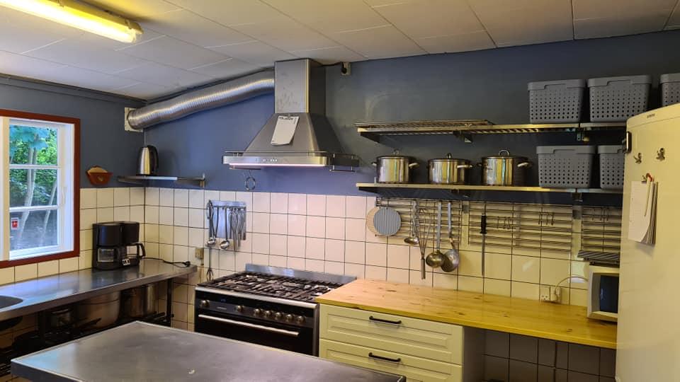 Nyt køkken 1