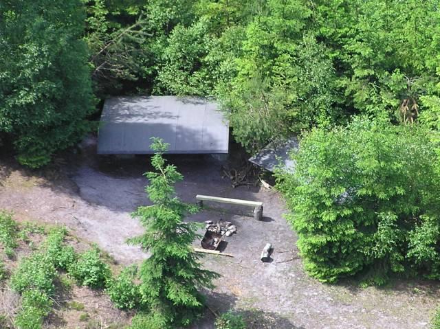 Shelterne ved Vildmarken