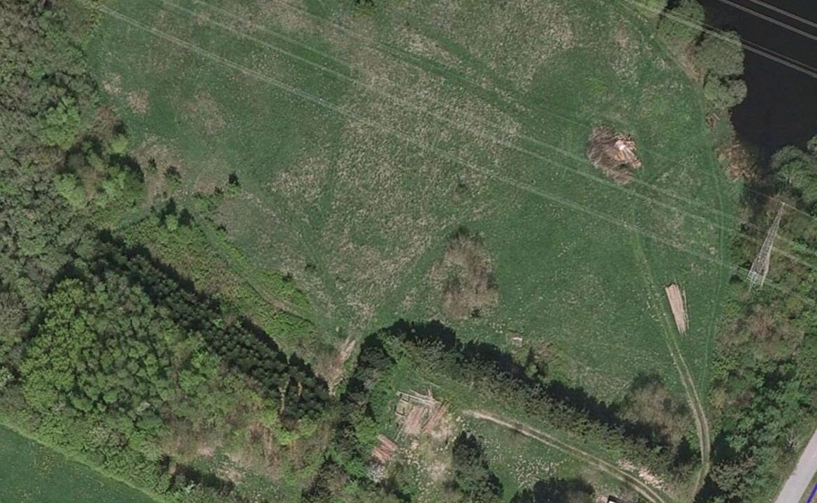 Sortenkær-luftfoto 2011