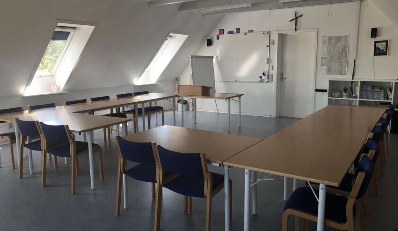 Undervisningslokale - LTC