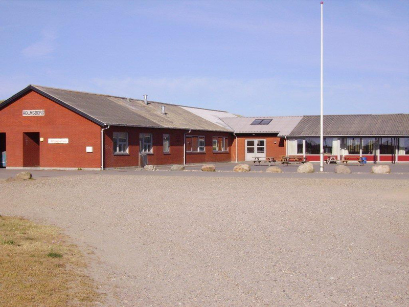 Lejrcenter Holmsborg