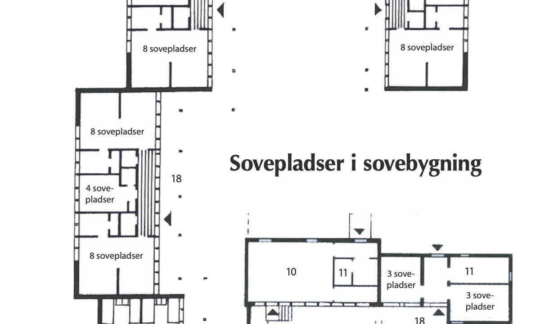 Firbjerg Sande Venø - sengepladser