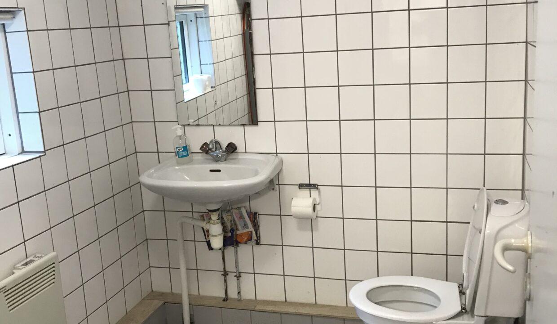 Toilet stort
