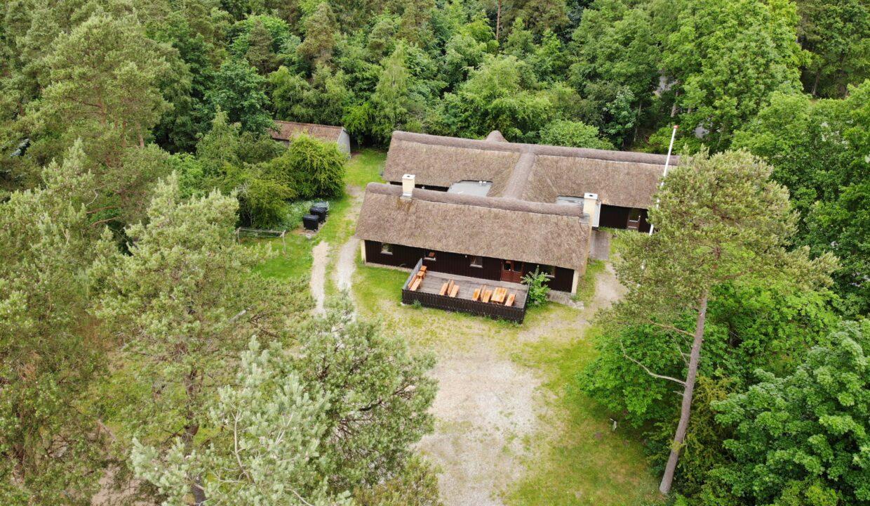 03 Skovhuset fra luft