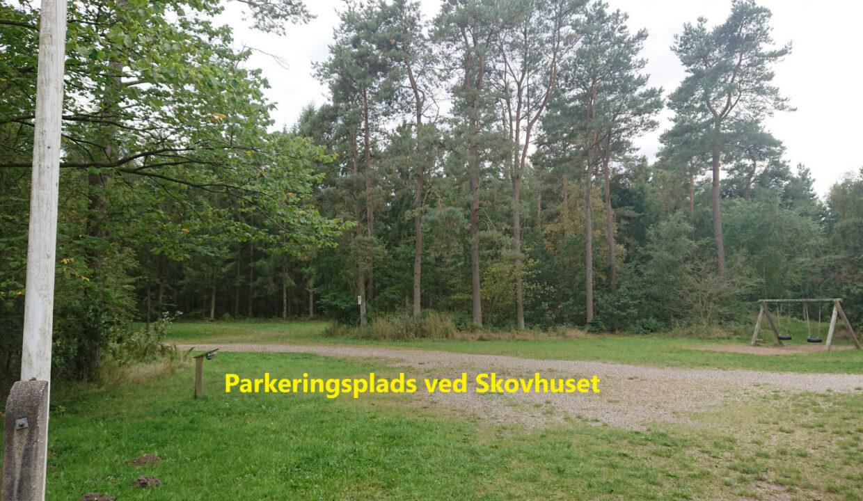 14 Parkeringsplads ved hus CC