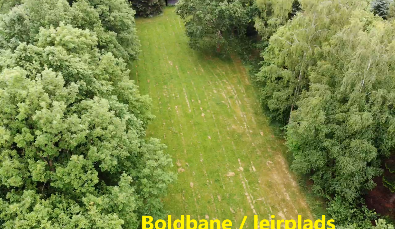 18 Boldbane - luft