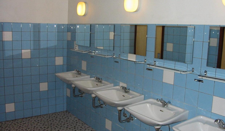 Hovedhus toilet